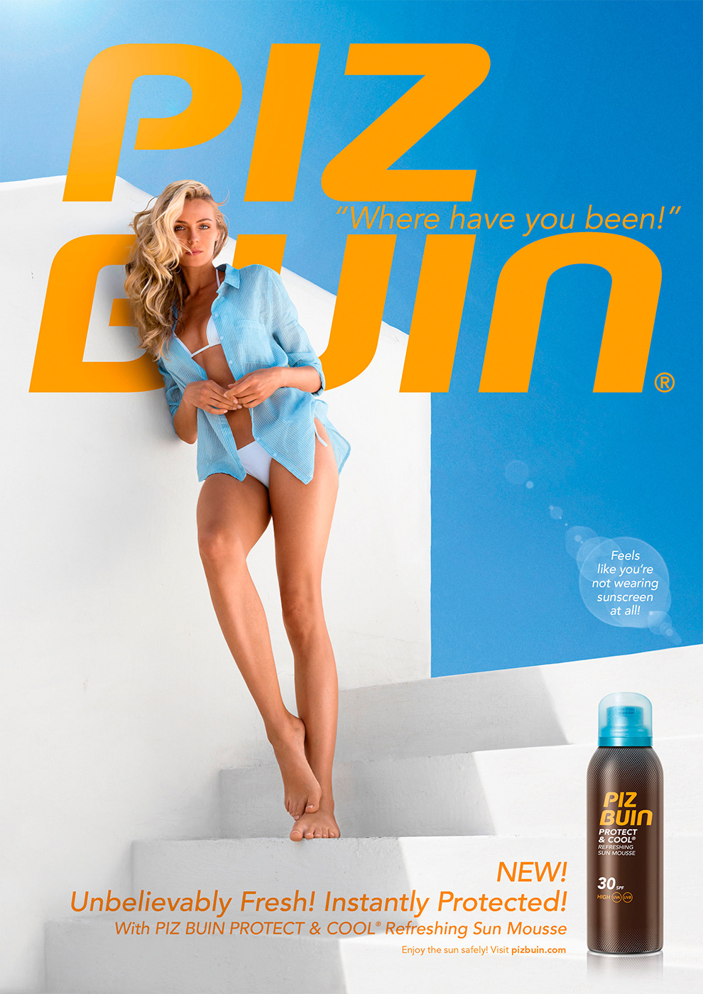Advance Advance Redefining Sun Safety With Piz Buin